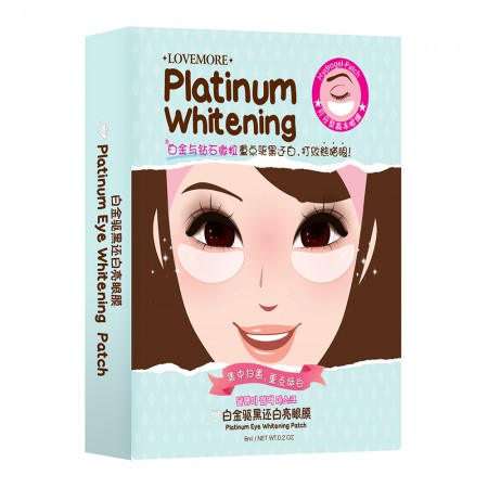 LOVEMORE_PlatinumWhitening_EyePatch_5pcs